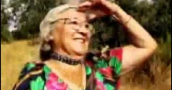 Babcia bohaterka