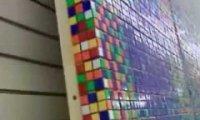 Ostatnia wieczerza z kostek Rubika