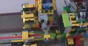 Fabryka samochodów Lego