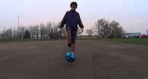 Jak podbić piłkę na 18 sposobów