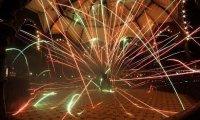 Oryginalny sposób na odpalanie fajerwerków