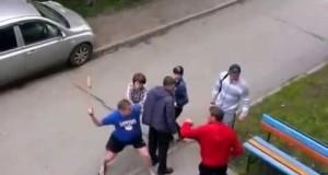 Normalne rosyjskie osiedle