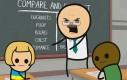 Cyanide & Happiness: Klasa