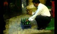Otwieranie butelek po pakistańsku
