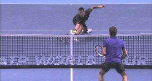 10 Najlepszych tenisowych zagrań w roku 2012