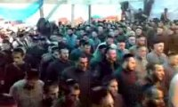 Tymczasem w Czeczenii - radosny taniec
