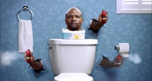 Reklama Old Spice w wykonaniu Terry'ego Crews'a