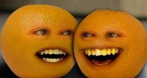 Nieznośna pomarańcza - pomarańcza