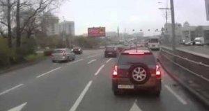 Karanie kierowców w ekstremalny sposób