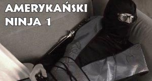 Przemyślenia Niekrytego Krytyka: Amerykański Ninja 1