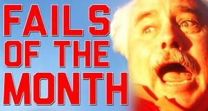 Najlepsze wypadki miesiąca - FailArmy
