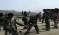 Koordynacja ruchowa żołnierzy