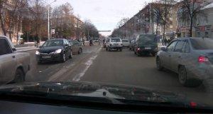 Przepisy drogowe w Rosji
