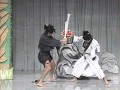 Japoński film o walce samurajów