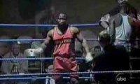 Efektowne wejście na ring