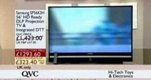 Sprzedawca telewizorów