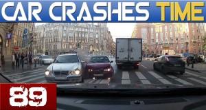 """""""Najlepsze"""" wypadki drogowe nr 89"""