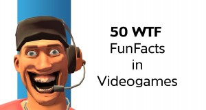 50 ciekawostek o grach