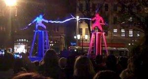 Walka na prąd