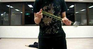 Sztuczki yo yo