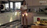 Kobieca pasja przy gotowaniu
