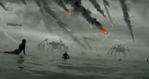 Surfowanie w czasie inwazji Obcych
