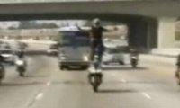 Extremalna jazda na motorze