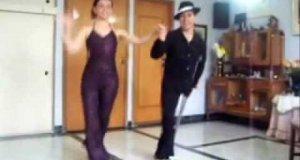 Taniec na jednej nodze
