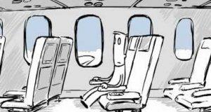 Headroom - samolot
