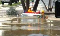 Podwodny wóz strażacki