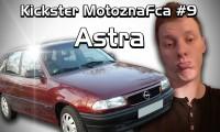 Kickster MotoznaFca - Opel Astra