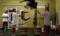 165 centymetrowy skok