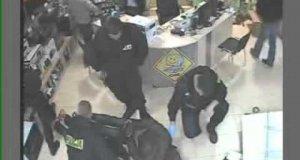 Próba wymuszenia haraczu w sklepie w Pabianicach