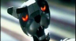 Budweiser - pies robot