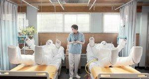 Zagipsowani w szpitalu