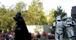 Darth Vader tańczy