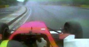 Nadzwyczajny czas reakcji kierowcy F2