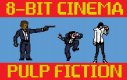 Kultowy film Pulp Fiction w 8 bitach