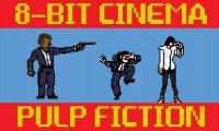 Kultowy film Pulp Fiction w 8 bitach