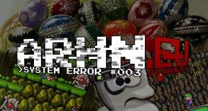 System Error - #003: Kod Konami