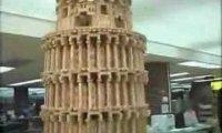 Wieża Jenga