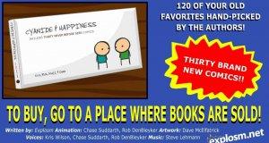 Cyanide & Happiness - Książka