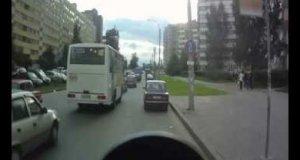 Kierowca autobusu - najlepsze akcje