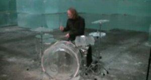 Lodowa perkusja