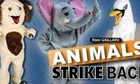 Rémi Gaillard - Zwierzęta znowu atakują