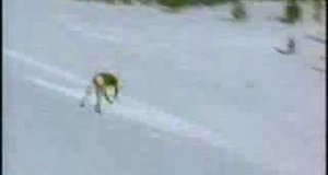 Snowboardowe wypadki