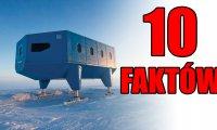10 faktów o Antarktydzie, których nie znaliście