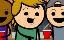 Cyanide & Happiness - Imprezowy Trik
