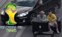 Żart na mistrzostwa świata - SA Wardega