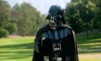 Vader gra w golfa